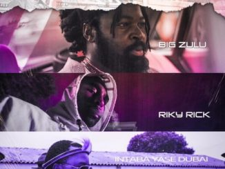 Big Zulu - Imali eningi ft. Intaba Yase Dubai & Riky Rick Mp3 Download