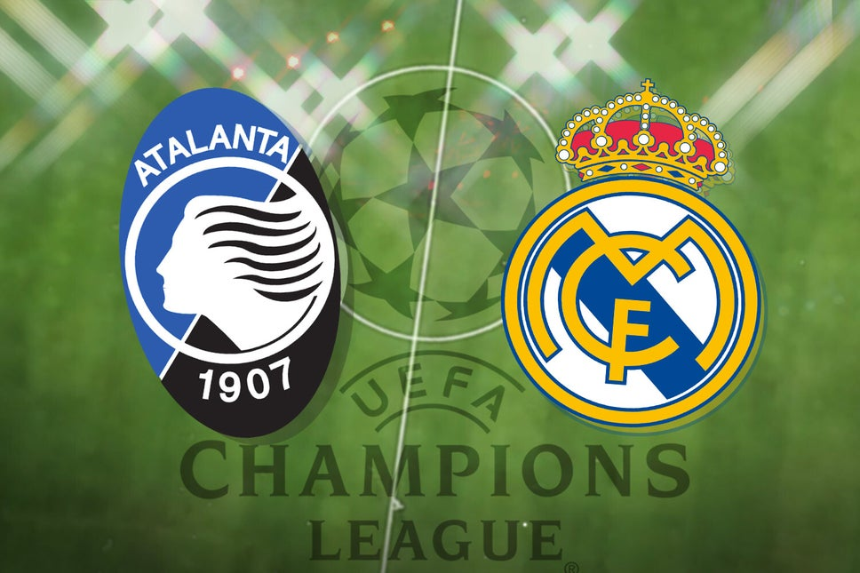 Atalanta vs Real Madrid: Champions League prediction, team news, h2h, TV  channel, live stream, odds   Evening Standard