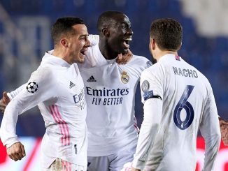 Atalanta-Real Madrid | Atalanta 0-1 Real Madrid: Mendy's late strike breaks ten-man hosts' resistance | UEFA Champions League | UEFA.com