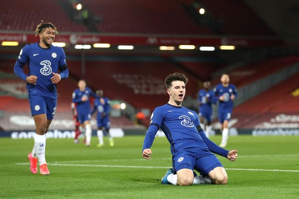 Chelsea player ratings vs Liverpool: Christensen steps up, Kante  masterclass and Mount magic - football.london