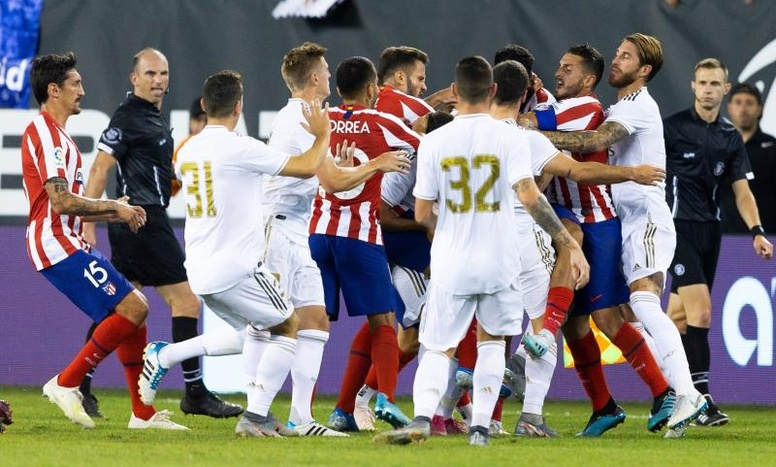 One year since Atletico humiliated Real Madrid - BeSoccer