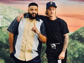 DJ Khaled Teases Justin Bieber Collaboration: 'It's One of the Biggest  Anthems' | Rap-Up