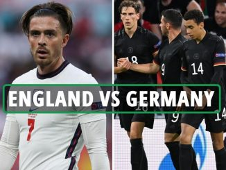England vs Germany – Euro 2020 last-16 date: Where will match be held and  what time is kick-off?