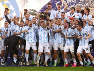 Copa America Final Argentina beat Brazil 1-0: Di Maria goal gives Messi &  Argentina first Copa America title since 1993 | Football News - Hindustan  Times