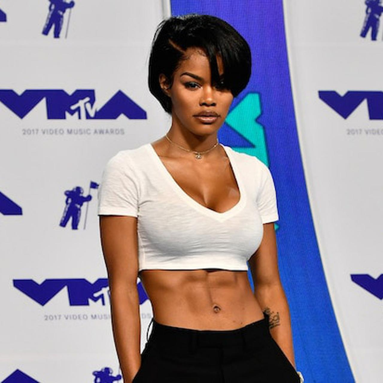 """Teyana Taylor becomes first Black woman to be named """"Sexiest Woman Alive"""" by 'Maxim' - REVOLT"""