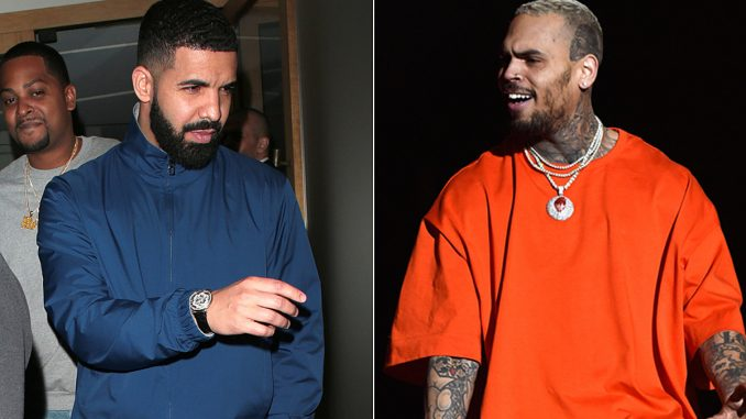 Today in Hip-Hop: Drake and Chris Brown's Entourages Fight in New York  Nightclub - XXL