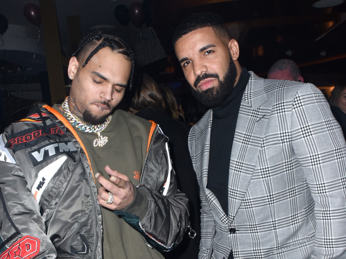 No Guidance': Drake's Troubling Song With Chris Brown - The Atlantic
